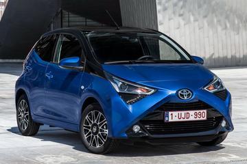 Toyota Aygo 1.0 VVT-i x (2019)