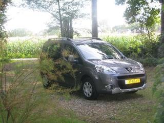 Peugeot Partner Tepee Style 1.6 VTi 120pk (2010)