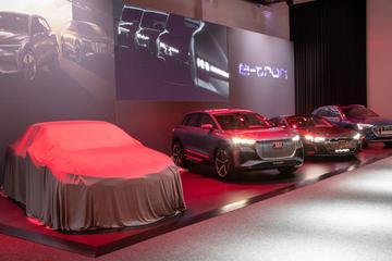 Audi bezig met elektrisch vlaggenschip 'Artemis'
