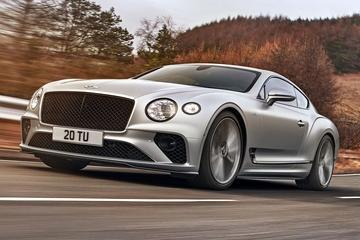 Bentley Continental GT Speed: bloedsnelle weelde