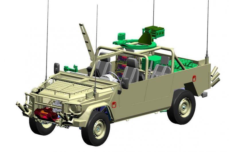 Defensie koopt 515 Mercedessen