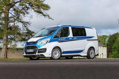 M-Sport stort zich op Ford Transit