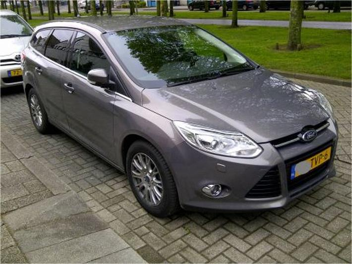 Ford Focus Wagon 1.6 EcoBoost 182pk Titanium (2012)
