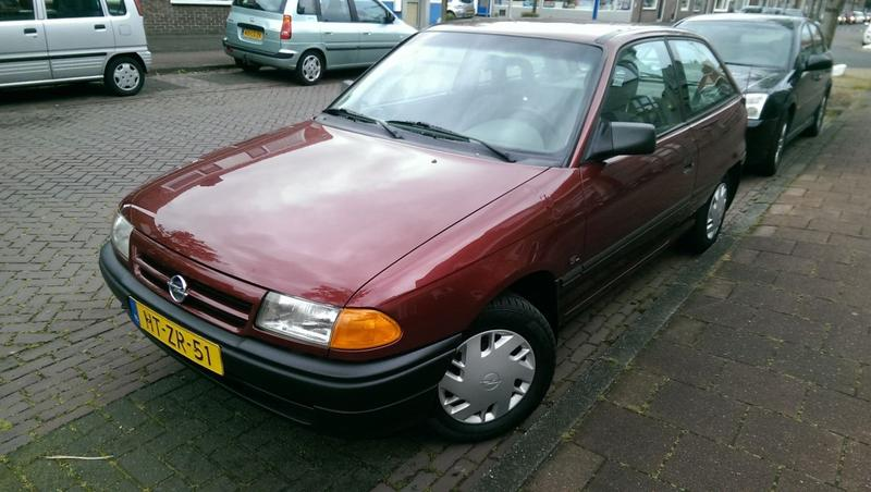 Opel Astra 1.4i GL (1994)