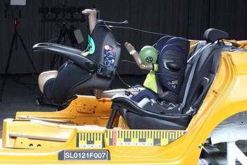 ANWB adviseert nieuw autostoeltje niet te gebruiken