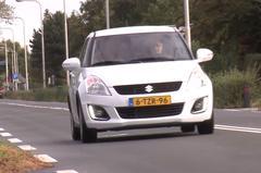 Achteruitkijkspiegel - 'Suzuki is niet zo giant meer'