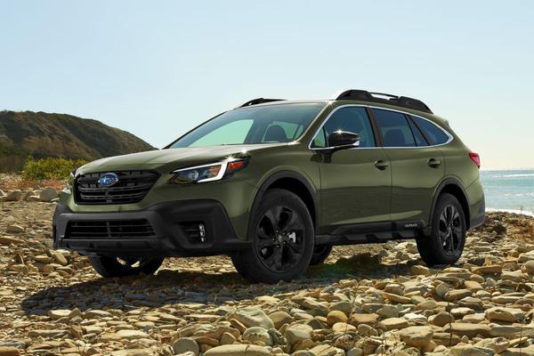 Subaru onthult nieuwe Outback