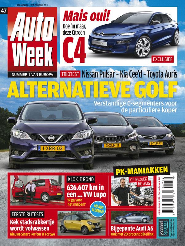AutoWeek 47 2014