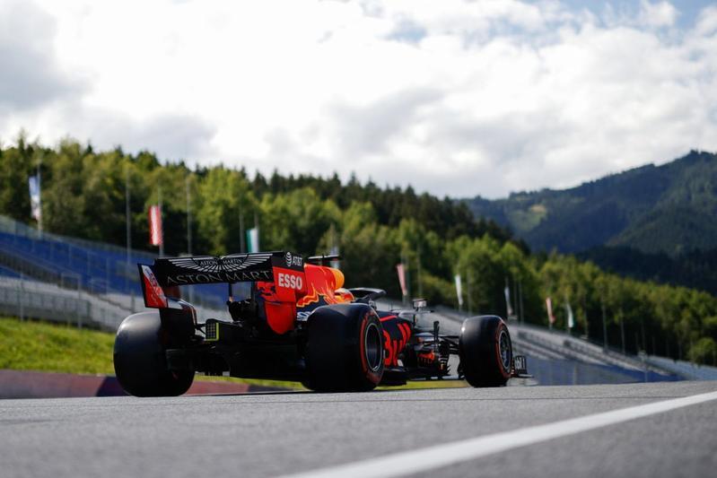Red Bull RB16 F1 Max Verstappen