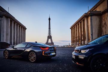 BMW zwaait i8 uit met speciale editie