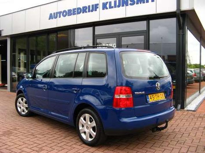 Volkswagen Touran 1.9 TDI 105pk Trendline (2006)