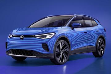 Volkswagen belicht elektrische SUV ID.4