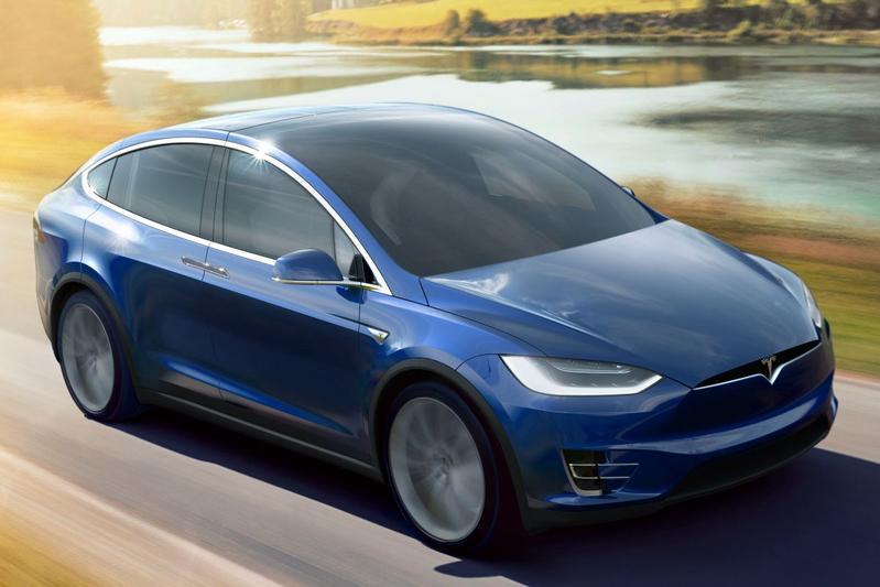 Tesla Model X 75D (2018)