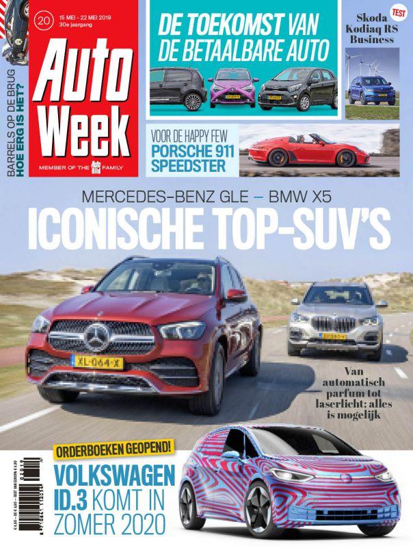 AutoWeek 20 2019