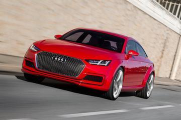 Audi TT Sportback en offroad concepts