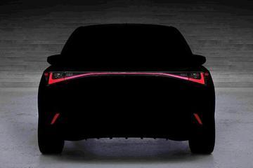 Nieuwe Lexus IS geeft eerste levensteken