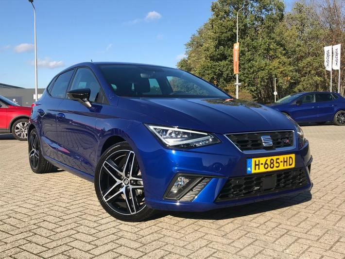 Seat Ibiza 1.0 TSI 95pk FR Business Intense Plus (2020)