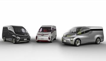 Toyota Auto Body presenteert designstudies