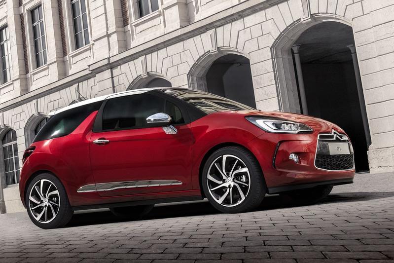 Citroën DS3, DS4 en DS5 krijgen motoren-update - AutoWeek nl