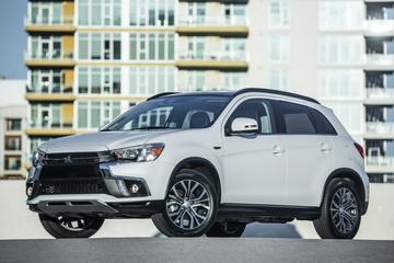 Modeljaar-update voor Mitsubishi ASX