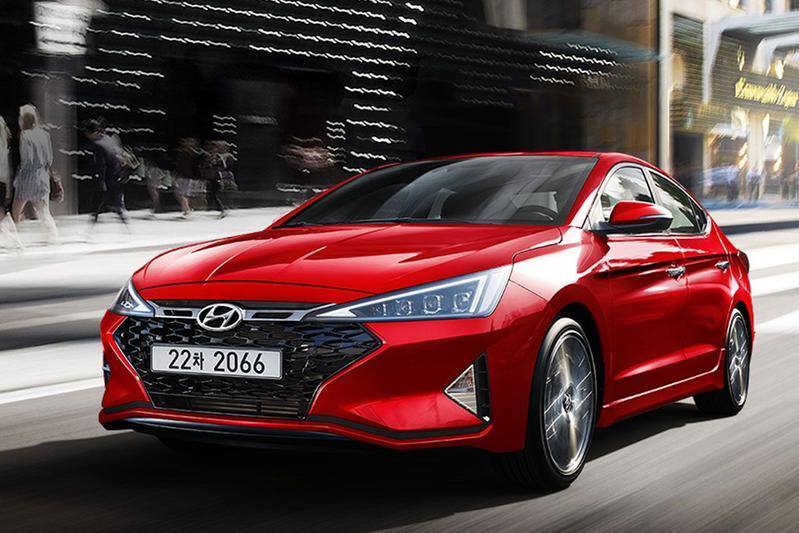 Hyundai Evante Sport