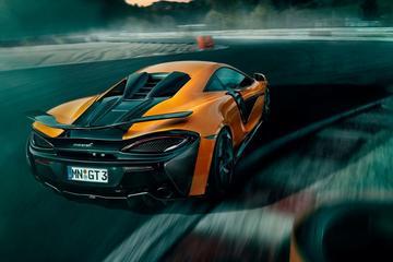 McLaren 570S volgens Novitec