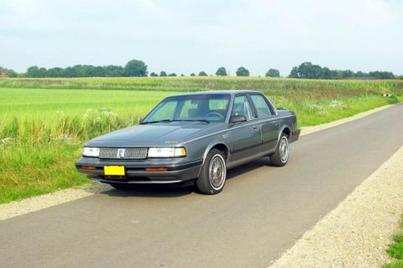 Oldsmobile Cutlass Ciera Sl U9 (1991)