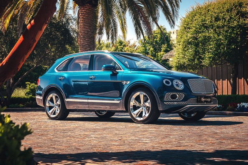 Bentley Bentayga Hybrid - Eerste rijtest