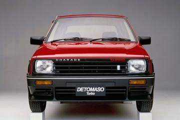 De Vluchtstrook: Daihatsu met een vleugje De Tomaso