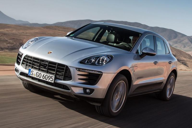 Zwitserland weert diesel-Porsches en -Mercedessen