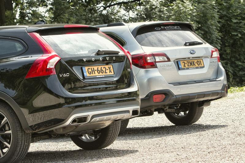 Volvo V60 Cross Country - Subaru Outback