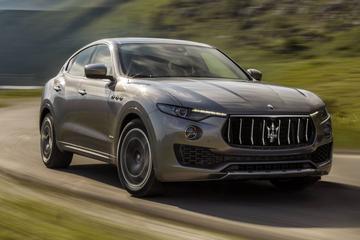 Maserati Levante nu als GranLusso en GranSport