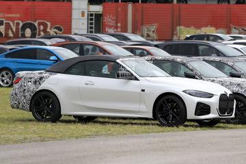 BMW 4-serie Cabrio bijna plakkerloos