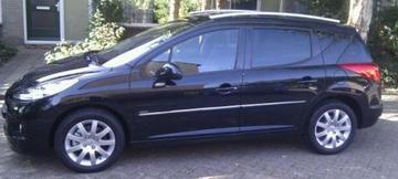 Peugeot 207 SW Sportium 1.6 VTi (2011)