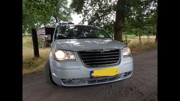 Chrysler Grand Voyager 3.8 V6 Limited (2008)