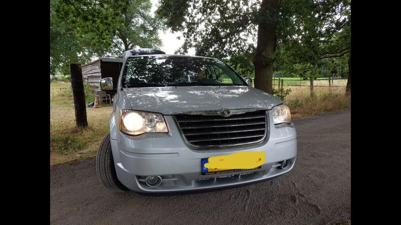 Chrysler Grand Voyager 3.8 V6 Limited (2008)