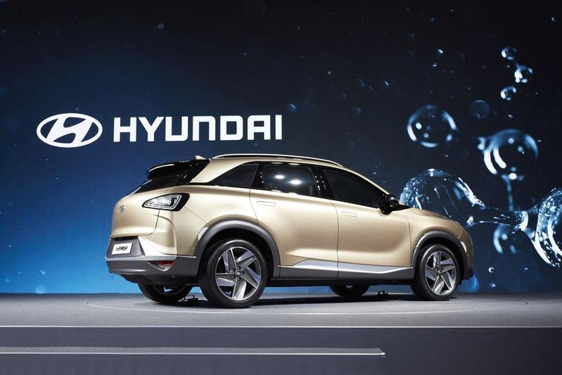Hyundai presenteert Next Generation FCEV