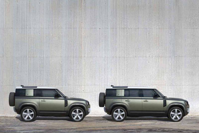 Land Rover Defender (2019) 7