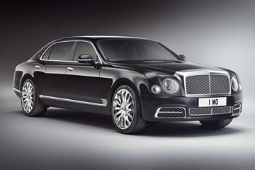 Speciale Bentley Mulsanne voor Chinese consument