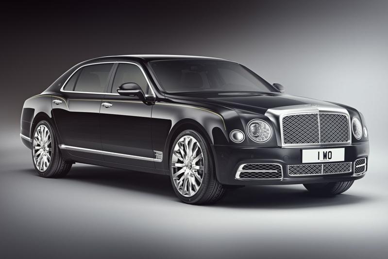 Bentley Mulsanne EWB Special Edition China
