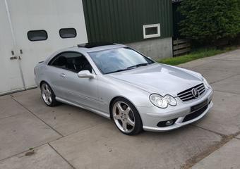 Mercedes-Benz CLK 500 Avantgarde (2002)