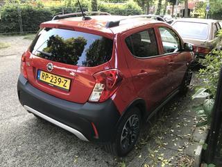 Opel Karl Rocks 1.0 Online Edition (2018)
