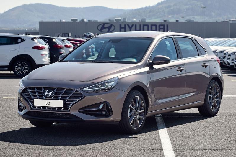 Hyundai productie i30 fabriek