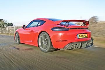Eindejaarsvideo 2019 Deel 08 - Porsche 718 Cayman GT4