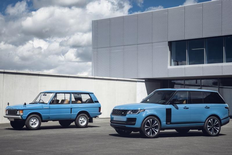 Range Rover 50 jaar