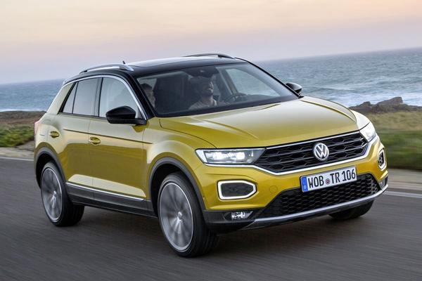 Rij-impressie: Volkswagen T-Roc
