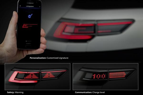 Volkswagen belicht verlichting