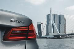 BMW en Rotterdam stimuleren elektrisch rijden