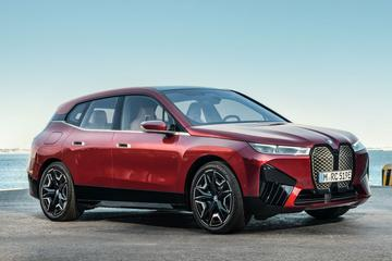 BMW iX: motorversies en prijzen bekend