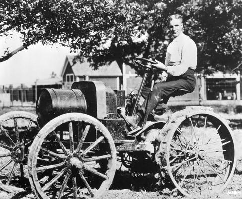 Achtergrond: de vroege jaren van Henry Ford (1)
